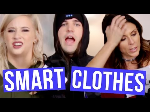 SMART & Functional Clothing & Accessories?! (Beauty Break)