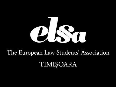 This is ELSA Timisoara