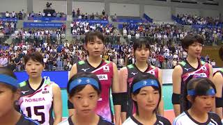 Women's VNL 2018: Japan v United States - Full Match (Week 2, Match 26)