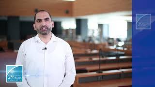 Dr. Öğr. Üyesi İbrahim HELALŞAH Arapça Hazırlık Birimini Anlatıyor