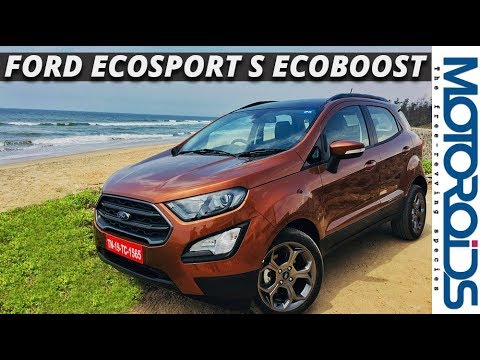 New Ford Ecosport S 1 0 Ecoboost Review : A Classy New Beast