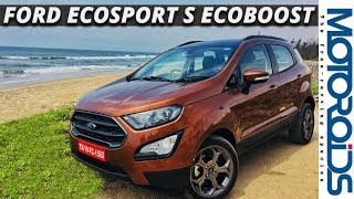 New Ford Ecosport S 1.0 Ecoboost Review : A Classy New Beast