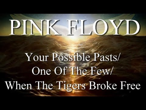 PINK FLOYD: Your Possible Pasts/ One Of The Few/ When The Tigers Broke Free (Remastered/1080p)