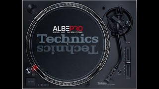 Technics SL-1210MK7 review by ALBEPRO Netherlands