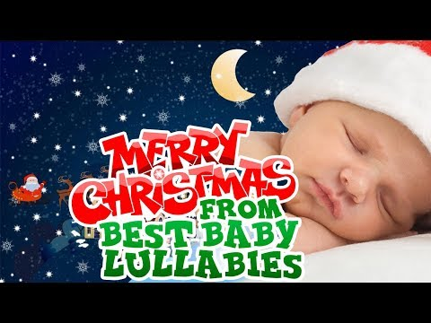 FUN Songs To Put A Baby To Sleep Lyrics Baby Lullaby Lullabies Bedtime JINGLE BELLS