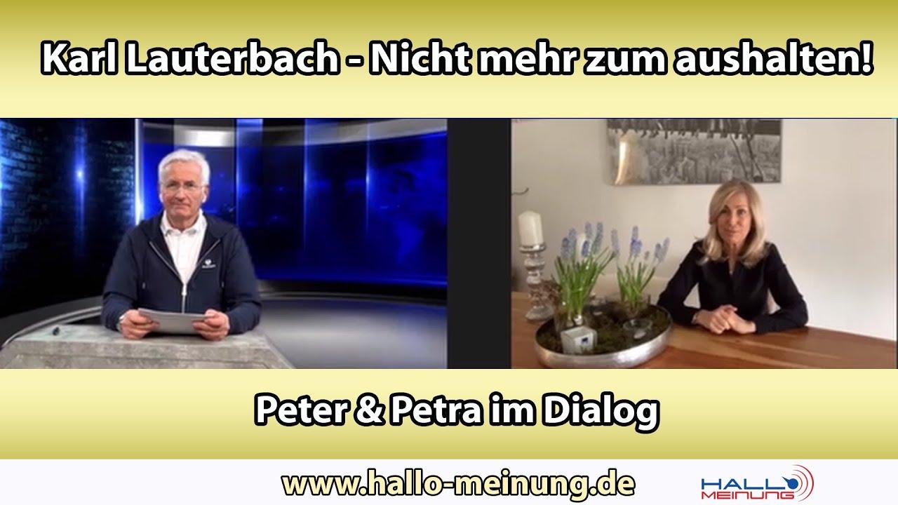 Karl Lauterbach - Nicht mehr zum aushalten!