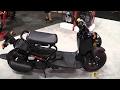 2017 Honda Rockus 50 Scooter - Walkaround - 2016 AIMExpo Orlando