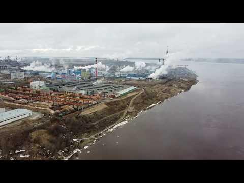 Новодвинск. Двина река. Просторы. Архангельск. Северодвинск