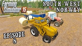 Let's Play Farming Simulator 2015 | South West Norway | Episode 8