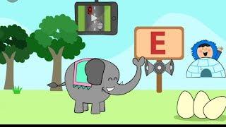 Preschool Kids Tracing  review games Letter  Worksheets.