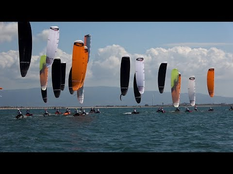 2019 Formula Kite Europeans - Day 1