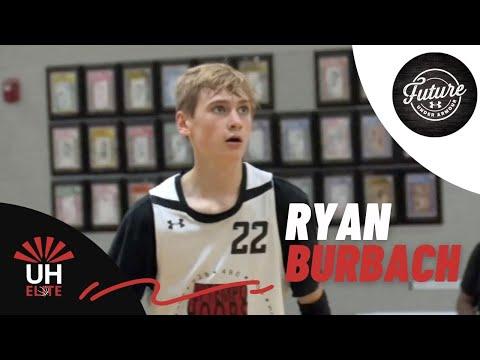Ryan Burbach 8th UA Future Highlights - UH Elite
