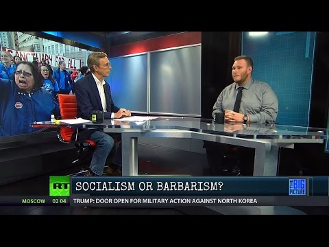 Is Socialism the Most Powerful Political Force in America?