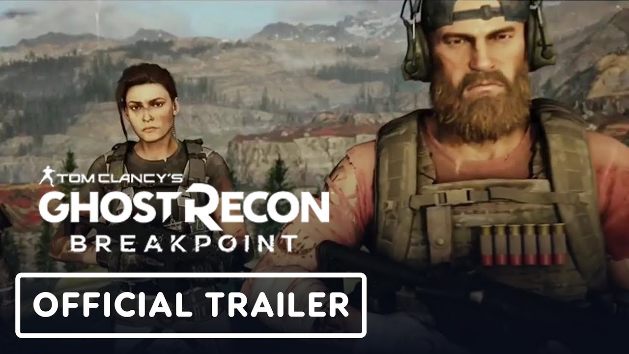 Tom Clancys Ghost Recon Breakpoint Offizieller Gameplay-Trailer - E3 2019 + video