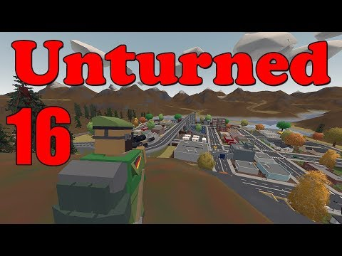 Unturned | Germany Map | Rad Zone Ep.16