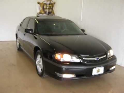 2002 Chevrolet Impala Ls Clean Good Looking Chevy The