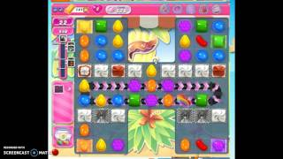 Candy Crush Level 628 help w/audio tips, hints, tricks