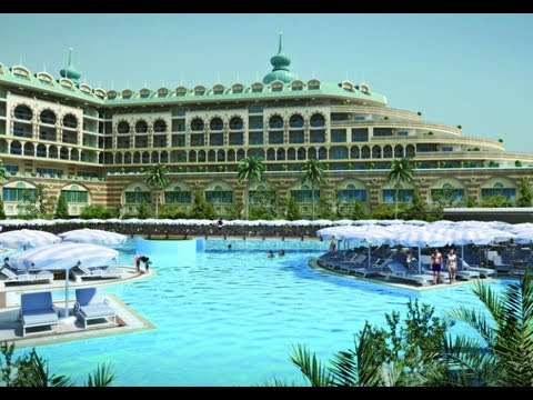 Crystal Sunset Luxury Resort & SPA - Side, Antalya | MNG Turizm - YouTube