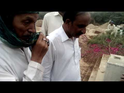 Syed saqlain shah Shirazi burial and namaz e janaza i n ancestral graveyard Abdullah Shiraxi a(8)
