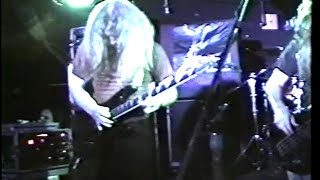 Immolation - Club Babyhead, Providence, RI 11 July 1992