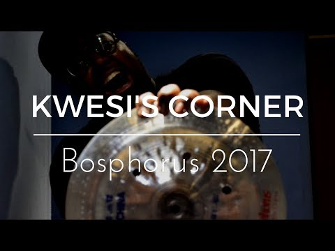 Brand New Bosphorus Cymbals 2017 - Just Landed at Drumshack