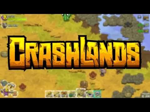Official Crashlands (by Butterscotch Shenanigans) Game HD Trailer - (iOS/Android)