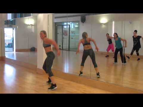 """""""4 ELEMENTS"""" -Tropical Dance Fusion - Zumba Fitness"""