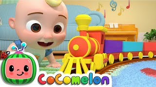 Train Song | CoComelon Nursery Rhymes & Kids Songs