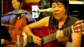 Yo-Yo Ma & Rosa Passos perform Chega de Saudade