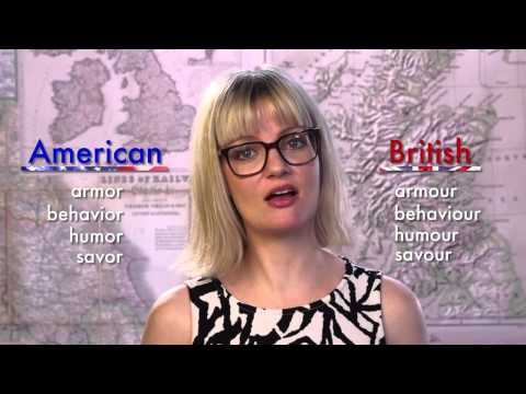 Why Brits and Americans Spell Differently