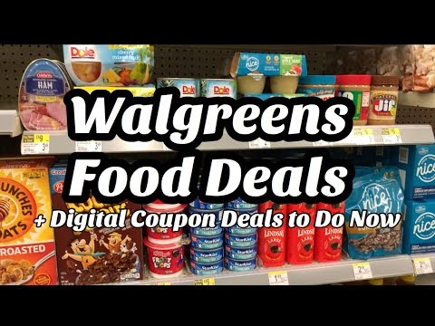 Walgreens Food Deals | Grocery Savings – No Coupons Required 🙌🏽 | Household Essentials | 4/5 – 4/11