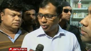 মাস্ক-হ্যান্ড স্যানিটাইজারের সংকট রোধে ভ্রাম্যমান আদালতের অভিযান | Jamuna TV