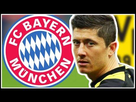 Robert Lewandowski Bayern Munich Transfer?