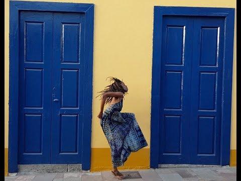 """""""No.  2""""-- Dancing with Doors in La Palma"""