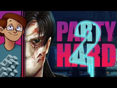 Let's Try Party Hard 2 - Party Harder