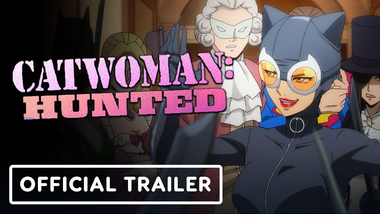 Download Catwoman: Hunted - Official Trailer (2022) Elizabeth Gillies, Lauren Cohan | DC FanDome 2021