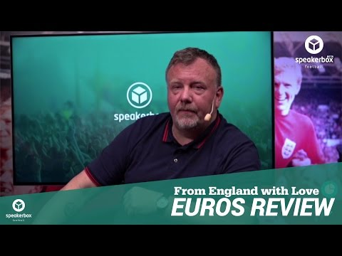 From England With Love  - Euros Review