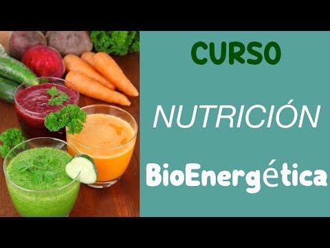 VideoCuso de Nutrición Bio-Energética.