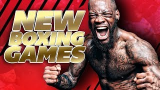 New Boxing Games! Who Will Take The Crown From Fight Night?