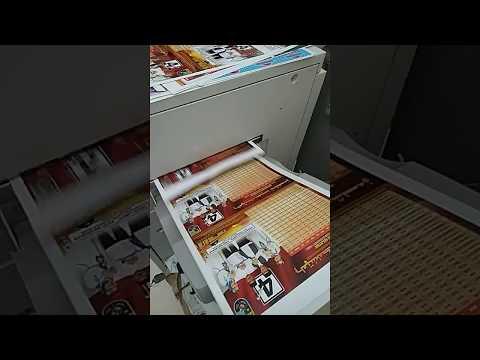 Fuji xerox mesin cetak A3+