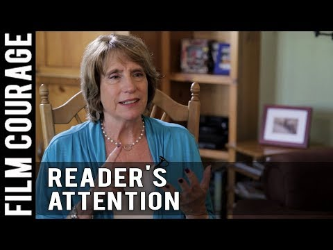3 Best Ways For A Writer To Grab A Reader's Attention by Carole Kirschner