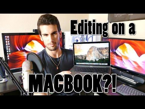 Apple Experiment: MacBook 1080p/60FPS Video Editing