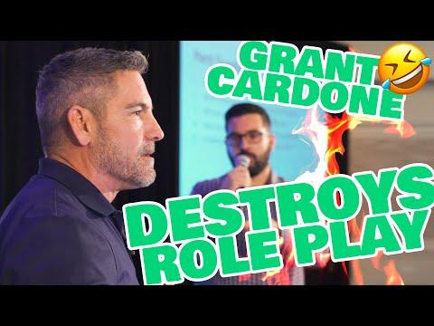 Grant Cardone role play & sales scripts 🔥🔥🔥