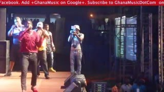 Jupitar - Performance at MTN Pulse concert 2016 | GhanaMusic.com Video