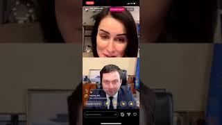 Прямой эфир. Тина Канделаки и Андрей Чибис