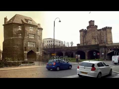 Newcastle Through Time - In Motion 3D!