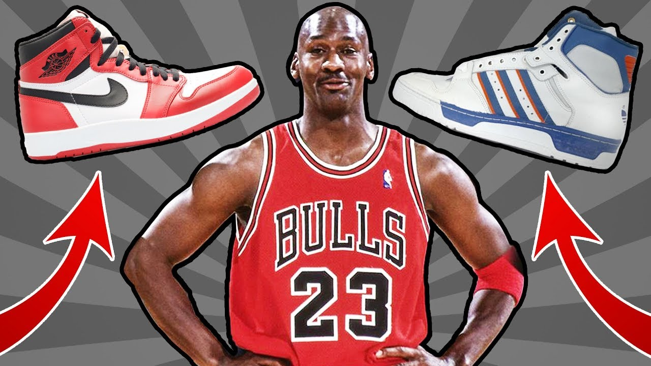 How Adidas Lost Michael Jordan To Nike - YouTube 2480ede7e