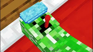 Minecraft mobs that faked sick to miss school