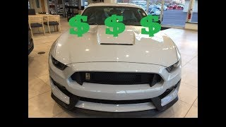 How Much Does It Really Cost to Own Shelby GT350 ??