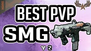 The Best SMG For Destiny 2 PvP